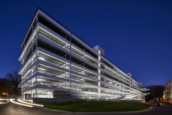 Imec vzw - parking gebouw Leuven